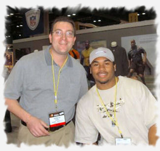 ken with steve smith
